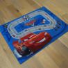 Tapis Disney Enfant - Cars : Racetrack - 95x133cm