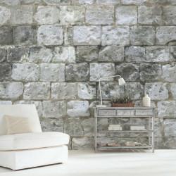 Panoramique XL mur de pierre - Material - Caselio