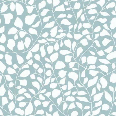 Papier peint lianes vert- Smile - Caselio
