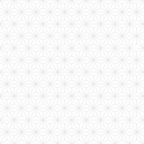 Papier peint Origami blanc - GRAPHIQUE - Ugepa - L407-00/GRA19042
