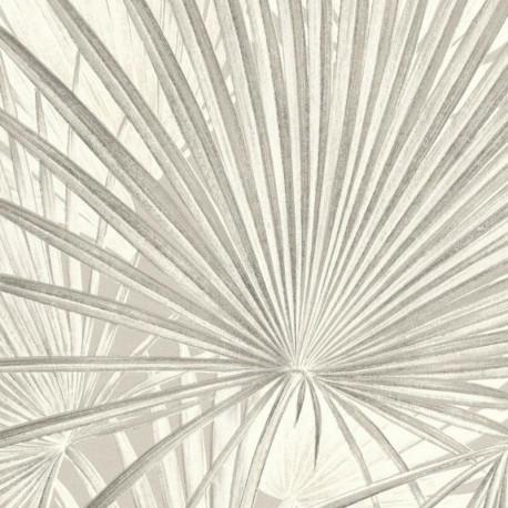 Papier peint Palmier gris - Lucy in the sky - Rasch