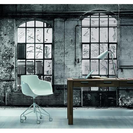 Panoramique  fenêtre industrielle XXL - Factory III - Rasch