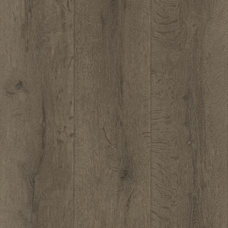 Papier peint bois foncé - Factory III - Rasch