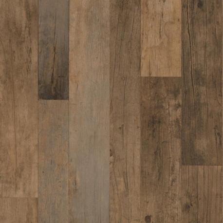 Papier peint Planches de bois foncé - FACTORY III - Rasch - 941609