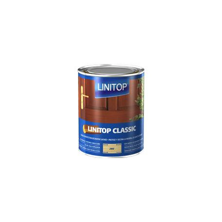 LINITOP CLASSIC 282 Teck - Lasure de protection décorative