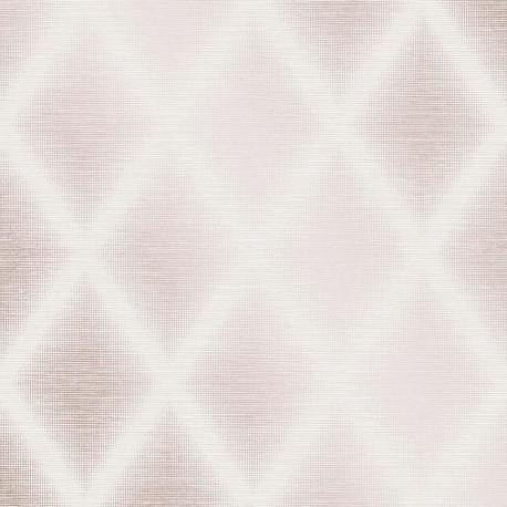 Papier peint KIRANA rose gold- TERENCE CONRAN - LUTÈCE