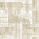 Papier peint TROSA beige - TERENCE CONRAN - LUTÈCE