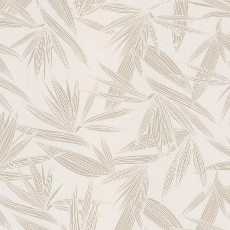 Papier peint intissé neige poudré- Collection PORTFOLIO - CASAMANCE