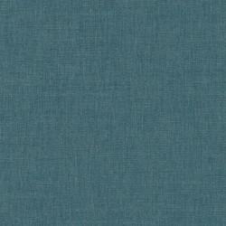 Papier peint uni bleu - LINEN - Caselio