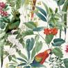 Papier peint vinyle à motif Tropical multicolore - Escapade Ugepa