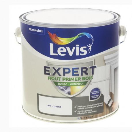 """Peinture Primer """"EXPERT"""" spécial bois extérieure - LEVIS"""