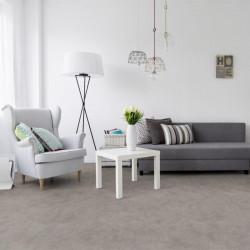 Revêtement PVC - Largeur 4m - DUNE grey béton marbré gris Primetex Gerflor