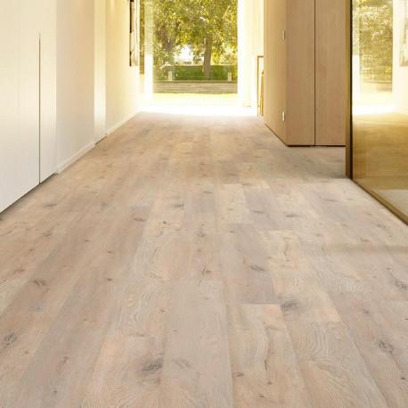 """CORETEC Naturals """" 50LVP806 Forest """" - Lames PVC clipsables bois clair"""