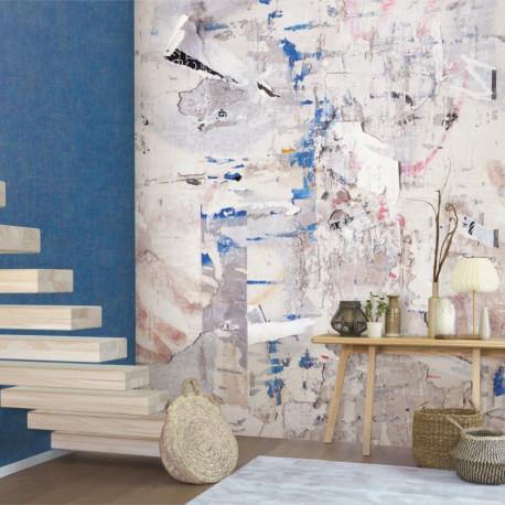 Panoramique BATTLE blanc - Beauty Full Image par Casadeco