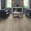 """QUICK STEP - Livyn Balance Click - Lames PVC à clipser """"BACL40053 chêne gris brun soyeux"""" (résistant)"""