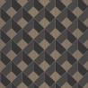 Papier peint Square Noir Or -MOONLIGHT- Caselio MLG100129028