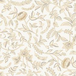 Papier peint Honour beige doré -MYSTERY- Caselio MYY101581803