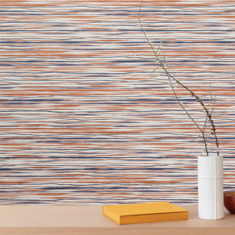 Papier peint Bogo Sunset -OMBRA- Masureel OMB603