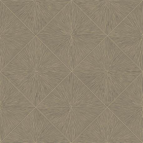 Papier peint Perception Noir -UTOPIA- Casadeco UTOP85139426