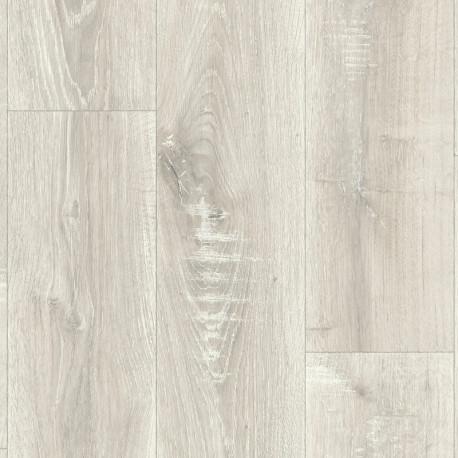 Sol PVC - Siberia 509 parquet bois blanchi - Texas New IVC - rouleau 3M