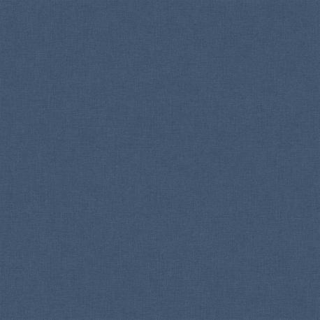 Papier peint PANAMA UNI bleu foncé JF1308 - JUNGLE FEVER - Grandeco