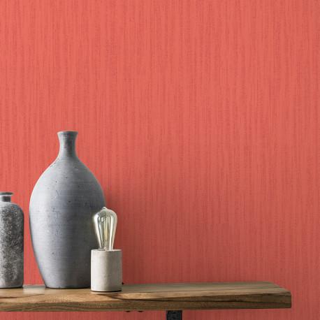 Papier peint Mexico rouge - YUCATAN - Rasch - 535341