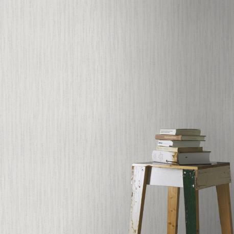 Papier peint Mexico gris clair - YUCATAN - Rasch - 535242
