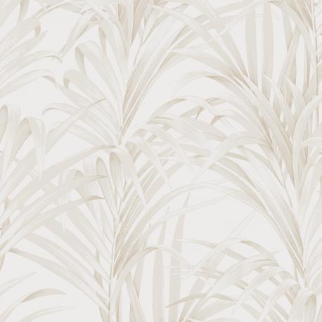Papier peint Fougères beige - 1930 - Casadeco - MNCT28921108