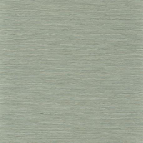 Papier peint Malacca vert céladon - MANILLE - Casamance - 74642242