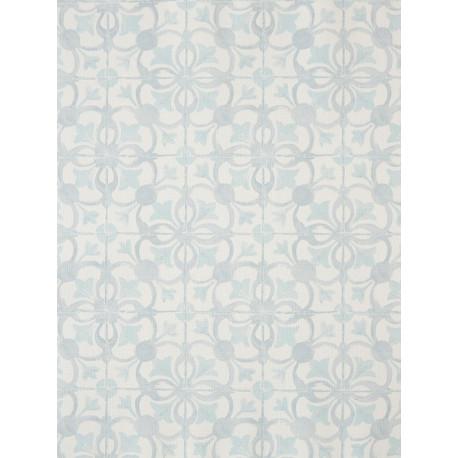 Papier peint Carreaux gris - CAVAILLON - Caselio - CAV65039009