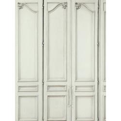 """Panoramique METAPHORE """" Porte Louis XV """" par Caselio"""