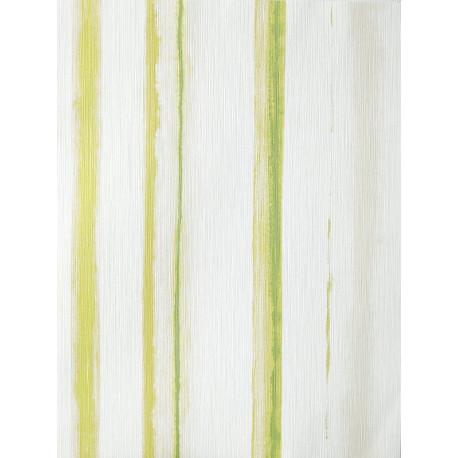 Papier peint Rayures vert - AMAZONIA - Caselio - AMZ66477004