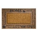 Tapis de propreté  bronze - intérieur ou extérieur - KERALA - Hamat
