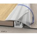 QUICK STEP Profilé multifonctions en aluminium