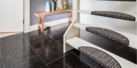 Les tapis d'escalier
